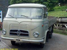 Borgward 622 Pritsche