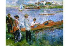 "Pierre-Auguste Renoir, veja obras de ""o pintor da vida"" | #Artistas, #Jmj, #Pintores, #Renoir"