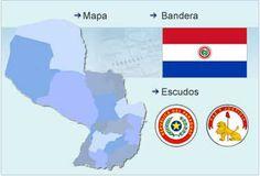 Paraguay es el único país del planeta que tiene dos escudos oficiales en su bandera, una de cada lado. El rojo simboliza la justicia, el blanco la paz y el azul la libertad.