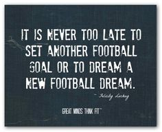 #Inspirational #Football #Quotes