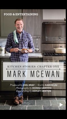 Get chef Mark McEwan's favourite family recipes — inside House & Home's March 2015 issue. | Download it for your iPhone or iPad today! » https://itunes.apple.com/ca/app/house-home/id370144484?mt=8 #magazine #iPhone #iPad #foodie #markmcewan #recipe
