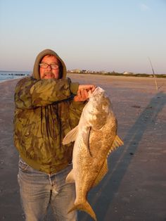 Wally with a black drum