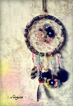 #Dreamcatcher #DIY #Vintage Fabulous Vintage by Jissyca