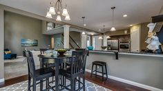 38665 Melrose Farms Drive Willoughby Ohio - Dinette and Kitchen