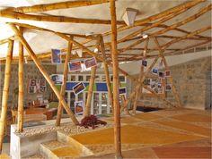 80x80 cm Merle Rico Design Stick plafond-Moyen plafond Compl