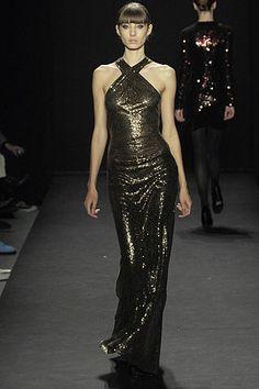 Naeem Khan Fall 2007 Ready-to-Wear Fashion Show - Andreea Stancu