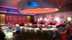 Desires is perfect for adults who want to dance and mingle after a nice meal.