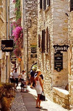 calles de francia para caminar el mundo