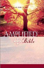 Large print edition. Amplified Bible text and footnotes. Clear, easy-to-read type. Introductions and outlines for every book. Bible reading plan.The Amplified Bible captures the full meaning of the original Greek and Hebrew. It is based on the philosophy that a given word may have a multitude of meanings. #AmplifiedBible