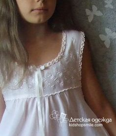 Ночные сорочки для мамы и дочки Little Girl Outfits, Cute Outfits For Kids, Preteen Girls Fashion, Girl Fashion, Frocks For Girls, Girls Dresses, Abaya Fashion, Fashion Dresses, Abaya Mode