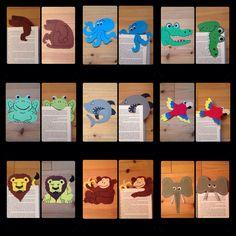 Bogmærker som dyr :-)