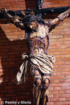 we love jesus! Jesus Christ Quotes, Pictures Of Jesus Christ, Jesus Art, Christian Images, Christian Art, Religious Images, Religious Art, Pontius Pilatus, La Pieta