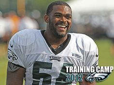 Brandon Graham is taking the approach that this is a make-or-break season for him. (Michael Bryant/Staff Photographer)