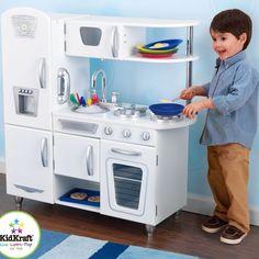 Vintage Wolverine Rite Hite Play Kitchen Refrigerator Stove Oven
