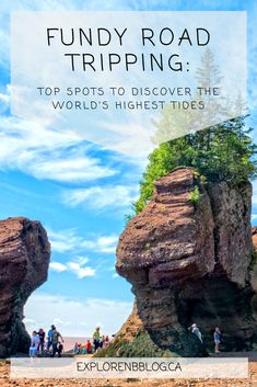 Experience the best of the Bay of Fundy coast with these 10 essential stops. East Coast Travel, East Coast Road Trip, Best Places To Camp, Places To See, Vacation Places, Vacation Spots, Vacations, Parcs Canada, Traveller's Tales