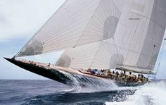 endeavour j class yacht - Google Search