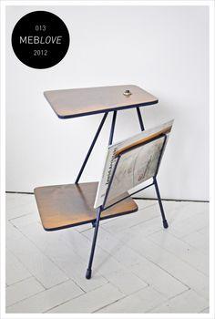 meblove 013     vintage design little side table