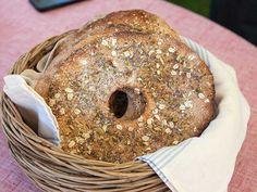 Knäckebröd Swedish Recipes, Whoopie Pies, Quick Bread, Bagel, Scones, Crackers, Doughnut, Bread Recipes, Baked Goods