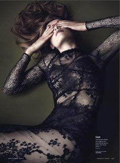 classicmodels: Laetitia Casta By Luigi & Daniele + Iango For Vanity Fair France