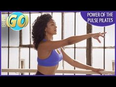 Pilates Workout: 15 Min Power of the Pulse- BeFiT GO - YouTube