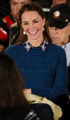 The Duchess of Cambridge in Bella Bella for day 3 of TRH royal tour of Canada // 27 September 2016
