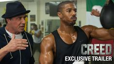 #CREED starring Michael B. Jordan & Sylvester Stallone | Official Trailer #2 | In theaters November 25, 2015