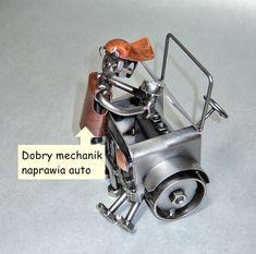 Wyposażenie warsztatu samochodowego lub prezent dla Auto mechanika