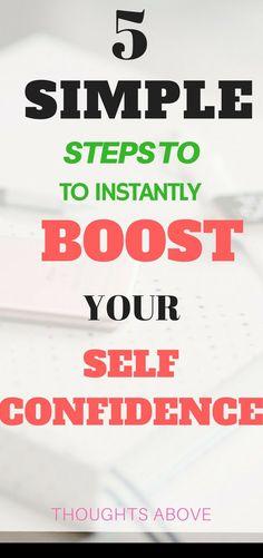 Self-confidence tips, Self-confidence building Self-confidence building, How to have self-confidence, Confidence tips, Confidence booster, Confidence building, self-esteem, Self-confidence quotes,