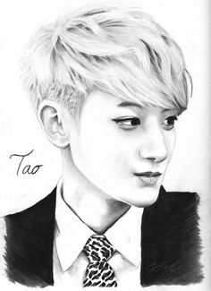 Tao .:Fan Art:. by FallThruStardust on deviantART