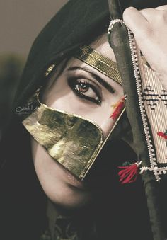 ON OMESH.....TUMBLR...... Arabian Women, Arabian Beauty, Arab Fashion, Muslim Fashion, Girly Dp, Arabic Art, Arabic Eyes, Arab Girls, Turkish Beauty