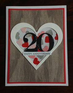 Happy 20th Anniversary Jamy and Scott. May you have many many more happy years together!!
