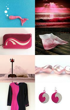 Waves by Deborah Mosca on Etsy--Pinned with TreasuryPin.com