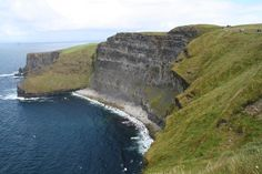 Walk along the dramatic Irish Coast on one of VBT's active vacations in #Ireland.
