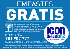 http://www.icondentalclinic.es/ #Coruña #dientes