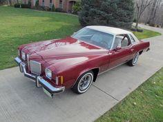 1974 Pontiac Grand Prix Model J Sport Coupe