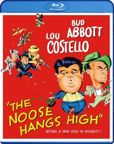 THE NOOSE HANGS HIGH BLU-RAY (CLASSIC FLICKS)