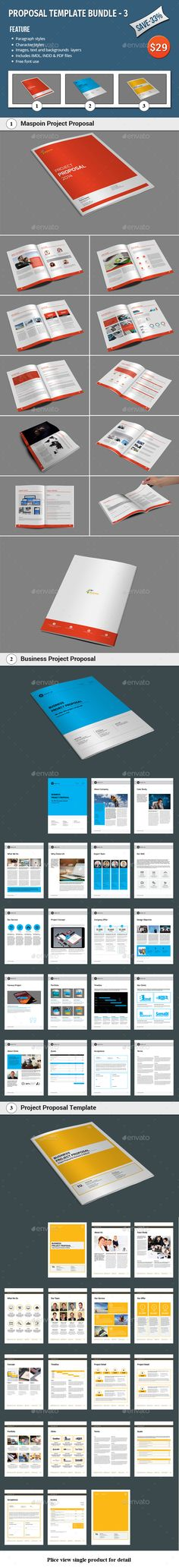 Lucid Business Proposal Template - #Proposals \ #Invoices - business proposal template download