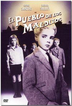 El pueblo de los malditos (1960) Reino Unido. Dir: Wolf Rilla. Terror. Ciencia ficción. Suspense. Serie B - DVD CINE 848