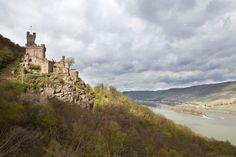 Burg Sooneck, Mittelrheintal (Deutschland)