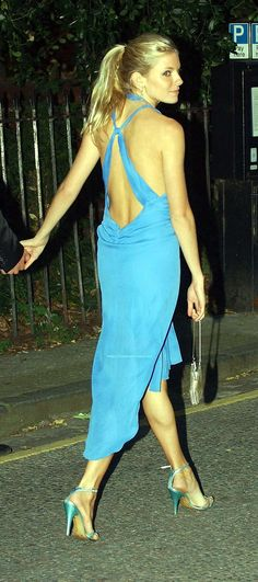 Sienna Miller - David Frost's Summer Party in London. (July 2004)