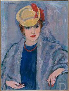 Jan Sluyters (1881 - 1957) был ведущим пионером различных пост-импрессионистских движений в Нидерландах. Он экспериментировал с различными стилями, в том числе фовизмом и…