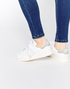 adidas Originals White Stan Smith Trainers