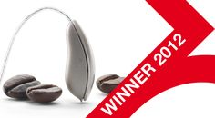 Oticon Intiga. Winner of Danish Design Award 2012 in the category Industrial design B-t-C #allgoodthings #danish #designawards spotted by @missdesignsays
