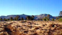 The Hantam Mountain range, Calvinia, Northern Cape, South Africa