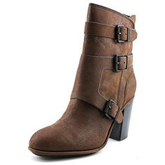 Calvin Klein Boots,  Calvin Klein Jeans Women's Susie Boot, Dark Brown, 5.5 M US