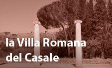 La Villa Romana del Casale, Sicily, Italy