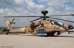 """AH-64D Apache Longbow  """"Saraph"""""""