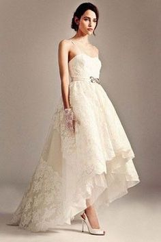 Top 25 High Low Wedding Dresses