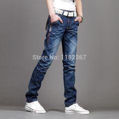 Купить Новое поступление Хиты 2014 мужские дизайнерские джинсы известный бренд высокое качество хлопок джинсовые брюки регулярные мода джинсы человек Большой размер 40и другие товары категории Джинсыв магазине True MaretнаAliExpress. жан отзывов и жан жан