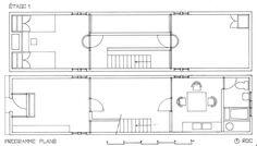 Row House in Sumiyoshi - Buscar con Google
